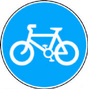 Route For Pedal Cycles Only